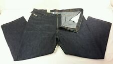 New With Tags Haggar Straight Fit Big and Tall Designer Denim Jeans Size 48 x 32