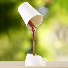 Bedroom USB Pour Coffee Lamp 8LED DIY Table Lamp Night Light Bedside Lamp NB