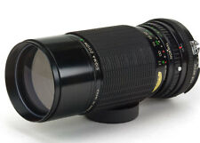Sigma zoom f/4.5 100-200 mm AIS Nikon camera mount lens