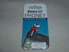 NEW GAMA GO PHONEY CELL PHONE TABLET CHARM FOX IPHONE 5 6 GALAXY S5 NOTE lPAD