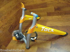 TACX SATORI BIKE TRAINER WITH REMOTE RESISTANCE CONTROL