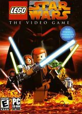 Lego Star Wars The Video Game episode I II & III PC Games Window 10 8 7 Vista XP