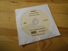 CD Pop Nathalie - Es ist OK (1 Song) Promo ZYX / ZOOM MUSIC disc only -
