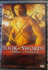 Dvd BOOK OF SWORDS La spada e la vendetta (vendita)