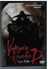 VAMPIRE HUNTER D SPECIAL EDITION DVD