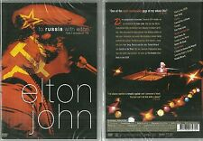 DVD - ELTON JOHN : EN CONCERT LIVE TO RUSSIA 1979 / NEUF EMBALLE - NEW & SEALED