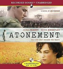 Atonement 2007 by McEwan, Ian 1428177779 ExLibrary