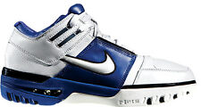 Nike Lebron Air Zoom Generation AZG Low White/Blue 11.5