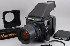 [Exc+++++] MAMIYA RZ67 pro w/SEKOR Z 50mm F4.5 AE finder Other items From Japan