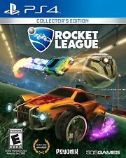 NEW Rocket League: Collector's Edition Sony Playstation 4