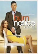 Burn Notice: Season 5, New, Free Shipping