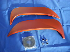 NEW 1965 1966 Chevrolet Chevy Impala BelAir Biscayne Metal Fender Skirt Pair