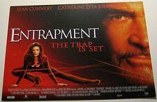 Advertising Film Entrapment Sean Connery Catherine Zeta-Jones - unposted