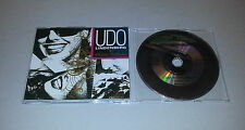 Single CD  Udo Lindenberg - Club der Millonäre  3.Tracks  1988  11/15