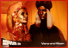 SPACE 1999 - Card #08 - Vana and Raan - Unstoppable Cards Ltd 2015