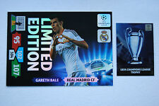 Gareth Bale XXL Limited Edition Panini Adrenalyn XL Champions League 2013/14