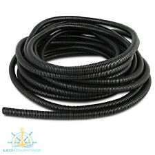 10M X BOAT CARAVAN WIRE PROTECTOR SPLIT LOOM WIRING HARNESS TUBE TUBING - 7MM