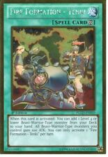 Yugioh - PGLD-EN050 Fire Formation - Tenki - Gold Rare - 1st Edition - NEW