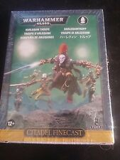 Warhammer GW 40k Eldar Harlequin Troupe Citadel Finecast Sealed OOP New