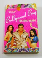 Bollywood Boy Softcover  – April 18, 2002 Justine Hardy