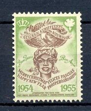 NED ANTILLEN  1954/55 =CHARITY LABEL - *