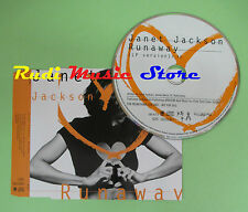 CD Singolo JANET JACKSON RUNWAY 1995 PROMO 588 457-2 A&M RECORDS (S16*)