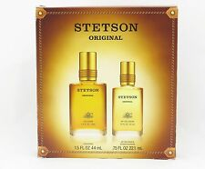 Stetson Original Cologne & Aftershave Gift Set