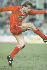Football Photo KENNY DALGLISH Liverpool 1982-83
