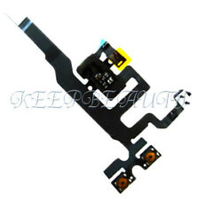 NEW Headphone Audio Jack Volume Flex Cable Replacement Parts For iPhone 4S Black