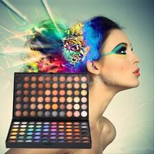 Pro 180 Full Color Neutral Eye Shadow Makeup Shimmer Matte Eyeshadow Palette Set