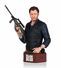 "THE WALKING DEAD - The Governor 7.5"" Mini Bust (Gentle Giant) #NEW"