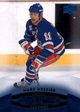 2015-16 Upper Deck Overtime Blue #45 Mark Messier LEG BX 408D