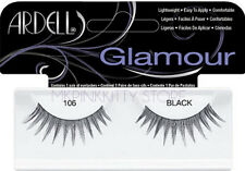 Ardell Glamour Lashes #106 - False Eyelashes * NEW *