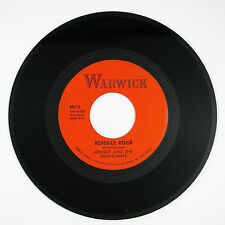 JOHNNY AND THE HURRICANES Reveille Rock/Time Bomb7IN 1959 ROCK'N ROLL NM-