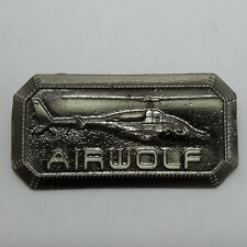 Airwolf Die-Cast Metal Pin - 1¾ - Free S&H (AWPI-01)