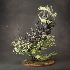 WARHAMMER AGE OF SIGMAR VAMPIRE COUNTS MORTIS ENGINE PAINTED