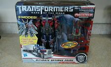 TRANSFORMERS DARK OF THE MOON ULTIMATE OPTIMUS PRIME HASBRO 2011 NEW SEALED