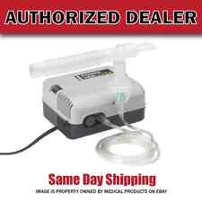 Compact Portable Nebulizer Compressor with Disposable Neb Kit + 5 Bonus Filters