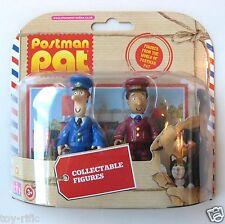 POSTINO Pat 2 FIGURE SET-Pat e AJAY Baines-come immagine-NUOVO di zecca!