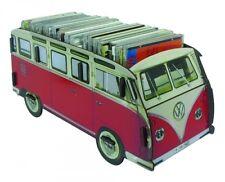 Werkhaus Multibox VW Bus Bulli red/white Autobox CD Box Charging dock