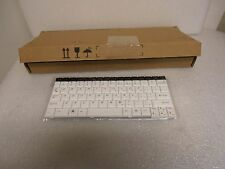 New Genuine IBM Lenovo English US Keyboard 25009710 IdeaPad S10 White