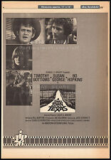 A SMALL TOWN IN TEXAS__Original 1976 Trade AD / poster__SUSAN GEORGE__BO HOPKINS