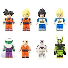 Bandai Dragon Ball Dragonball Z Lego Figmes Action Mini Figure (from japan)
