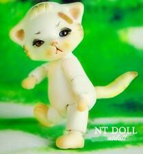 """Name: """"Miaomiao"""" NTDoll Animal a cat New Territories Pet Ball Jointed Doll"""