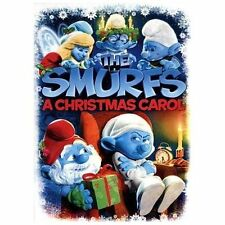 The Smurfs Christmas Carol 2013 by Kurt Albrecht; Sony Pictures Animat EXLibrary