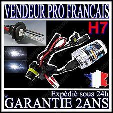 AMPOULE LAMPE FEU PHARE DE RECHANGE POUR KIT XENON HID H7 8000k 55W 12V BLEUTE