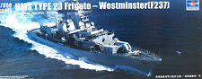 HMS Type 23 Frigate F237, WESTMINSTER,OVP,Trumpeter,04546, 1:350,NEUWARE