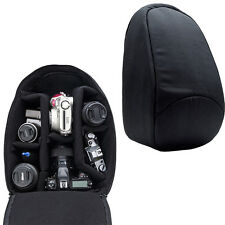 DSLR Camera Lens Bag Padded Insert Partition Case Dividers For Canon Nikon Sony