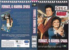 FERMATI, O MAMMA SPARA (1992) vhs ex noleggio