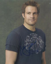 GEOFF STULTS SIGNED AUTOGRAPHED 8X10 PHOTO THE FINDER 7TH HEAVEN ENLISTED A